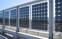 Solar Fenster