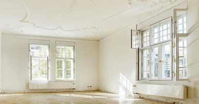 Renovierung mit Kastenfenstern