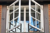 Kastenfenster - anfällig gegen Feuchtigkeit