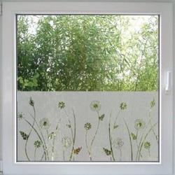 Folie für badezimmerfenster  Fensterfolien machen alte Fenster neu